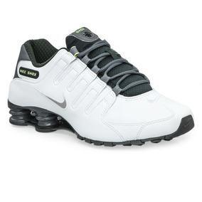 Nike Shox Color Blanco Zapatillas Nike Libre de Hombre en Mercado Libre Nike 987039