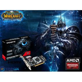 Placa Offboard Amd Radeon R5 230 1gb Ddr3 64bits Com Hdmi!