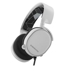 Audífonos Steelseries Arctis 3 - Blanco