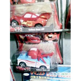 Cars Por Combo De 2 Carritos Medianos