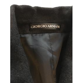 Abrigo Emporio Giorgio Armani