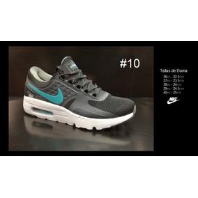 Zapatos Nikes Dama Verde Agua - Zapatos Deportivos en Mercado Libre ... 0c0aa72a89c2e