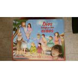 Biblia Dios Habla A Los Niños. Editorial Zamora