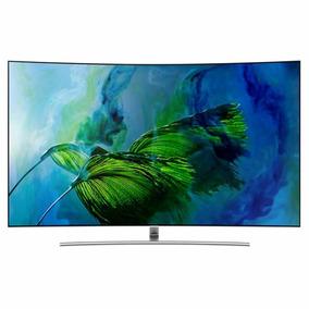 Smart Tv Curve Qled Samsung Qn65q8camgxzd 65 Q8c 4k Uhd Hd