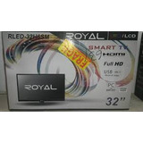 Tv Royal De 32 Pulgadas Led Smartv Wifi Hdmi Usb Nuevo