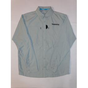 Shimano Camisa De Caballero Talla M Casual Nueva M L!!!