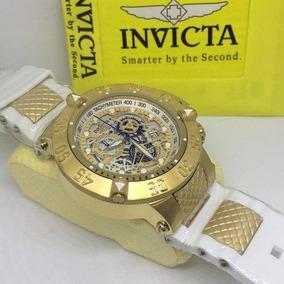 48b628baea5 Relogio Invicta Subaqua Noma V Skeleton 12904 - Relógios De Pulso no ...