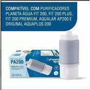 Refil Vela Pa200 Para Filtros Aqualar Aquaplus 200 Fit 200