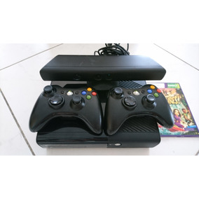 Xbox 360 Desbloqueado 250gb Kinect 2 Controles
