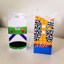 20 Caixas Milk Box P - Festa Toy Story