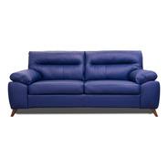 Sofa De Piel Genuina Isabela - Confortopiel