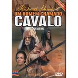 Dvd Um Homem Chamado Cavalo - Richard Harris - Lacrado Origi