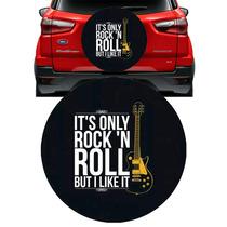 Capa Estepe Its Rock N Roll Ecosport Crossfox Spin Activ