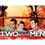 Dvd Dois Homens E Meio (1ª À 12ª Temporada) Dublado