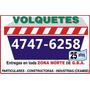 Alquiler De Volquetes En Zona Norte - Teléfono: 4747-6258