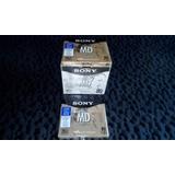 Mini Disc Sony 80 Md Nuevos Sellados