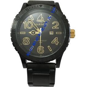343a030d434 Relogios Vip Marine Mh001 Masculino De Luxo - Relógio Masculino no ...