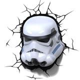 Lámpara 3d Led Pared Star Wars (stormtrooper)