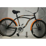 Bicicleta Playera Raleigh Retroglide R26 Paseo