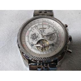 6ad13237127 Relogio Breitling Bentley Motors Pulseira - Joias e Relógios no ...