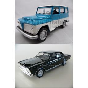 Kit Rural Willys E Ford Galaxie Lacradas