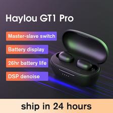 Fones De Ouvido Sem Fio Haylou Gt1 Pro Touch Control