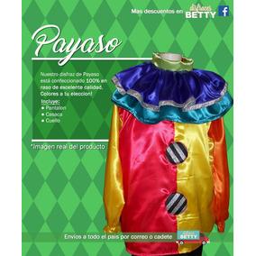 Disfraz Payaso