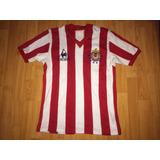 Playera Retro Club Chivas Lecoq