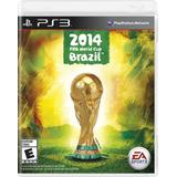 Fifa Copa Del Mundo Brasil 2014 Ps3