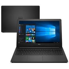 Notebook Dell Inspiron I15-5566-a10p I3-6006u 4gb 1tb 15.6