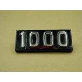 Emblema 1000 C10 D10 C14 C15 Veraneio 79/84
