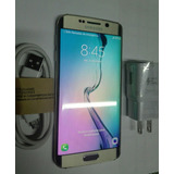 Original Samsung S6 Edge 32gb Dorado Gold Libre Semi Nuevo
