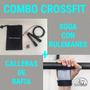 Calleras Crossfit Gimnasia Gym+speed Rope Soga De Salto Rul