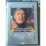 Dvd À Queima Roupa - Charles Bronson - Lacrado - Original