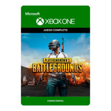 Player Unknown Battlegrounds Pubg Xbox One Envió Inmediato