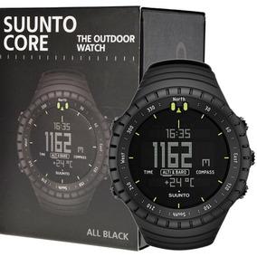 Relógio Computador Pulso Suunto Core Black Nfe + Garantia