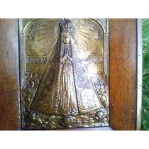 Quadro Santa Nossa Senhora Aparecida Antiguidades Decoraçao