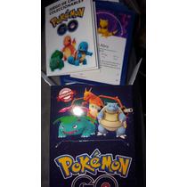 Juego De Cartas Pokemon Go Originales