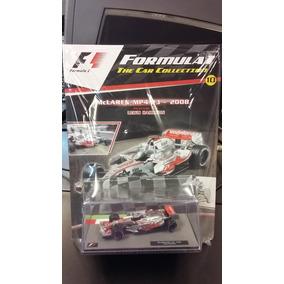 Mclaren Mp4/23 2008 Hamilton 1/43 Coleccion Formula1 Salvat