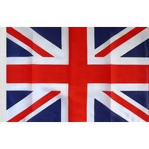Bandera De Uk, Reino Unido (inglaterra) Grande 120x180cm.