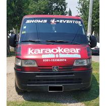 Peugeot Boxer 1.9d Motor A Nuevo, 2001