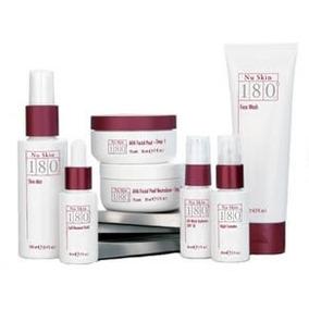Sistema Nu Skin 180 + Aha, 7 Productos