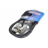 Cable Canon Xlr Profesional 2m Audio/dmx Cablelab Ampro
