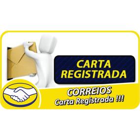 Carta Registrada - Envelope - Selo Dos Correios