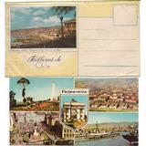 Postal De Valparaiso Con Sobre Antigua