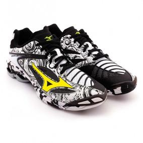 Zapatillas Mizuno Wave Ligthing Z 3 Zebra Unisex