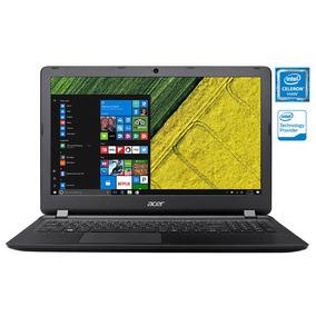 Notebook Intel Com Teclado Numerico Acer Nxgj7al006 Es1-533