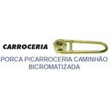 Porca P/ Carroceria Caminhão Bicromatizada 3/4 Nc