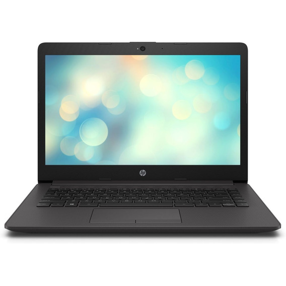 Notebook Hp Intel Dual Core 4gb Ssd 240 14 Hdmi Wifi Cuotas