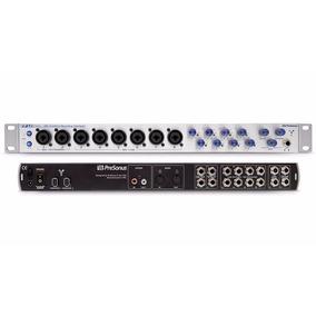 Presonus Firepod Fp10 Interface Audio 24bit 96k Firewire